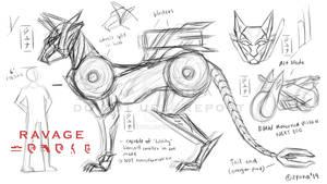 [SG] Ravage Concept WIP