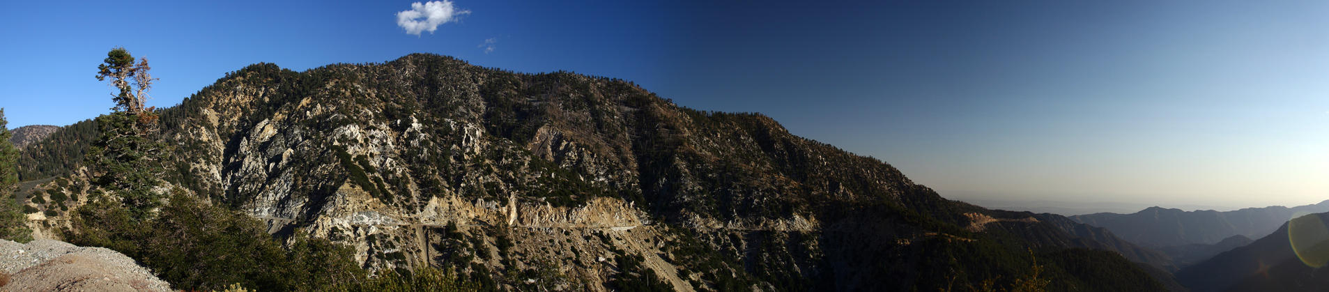 Angeles National Forest Oct 11 by thzinc