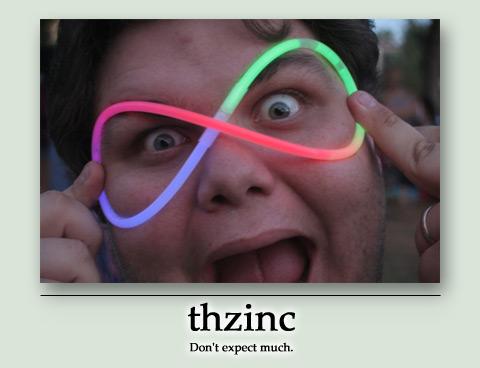 thzinc's Profile Picture