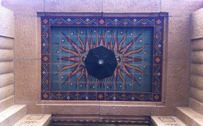 Radiance in the arches