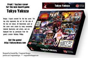TokyoYakuza_GameBoxCover by AMaysBrain