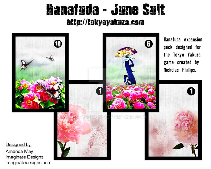 HanafudaJuneSuit-Promo by AMaysBrain