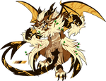Honey Dragon [Rash-Rye Auction CLOSED]