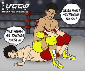Buwan ng Wika 2018 Pro-Wrestling Special (Bisaya) by DetectiveMask