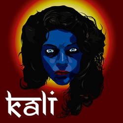 Cosplay Illustration: Kali