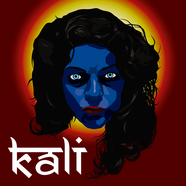 Cosplay Illustration: Kali by claudioboguma