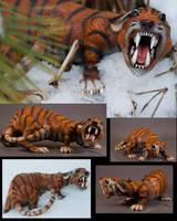 Tygrat by EvilInstinct