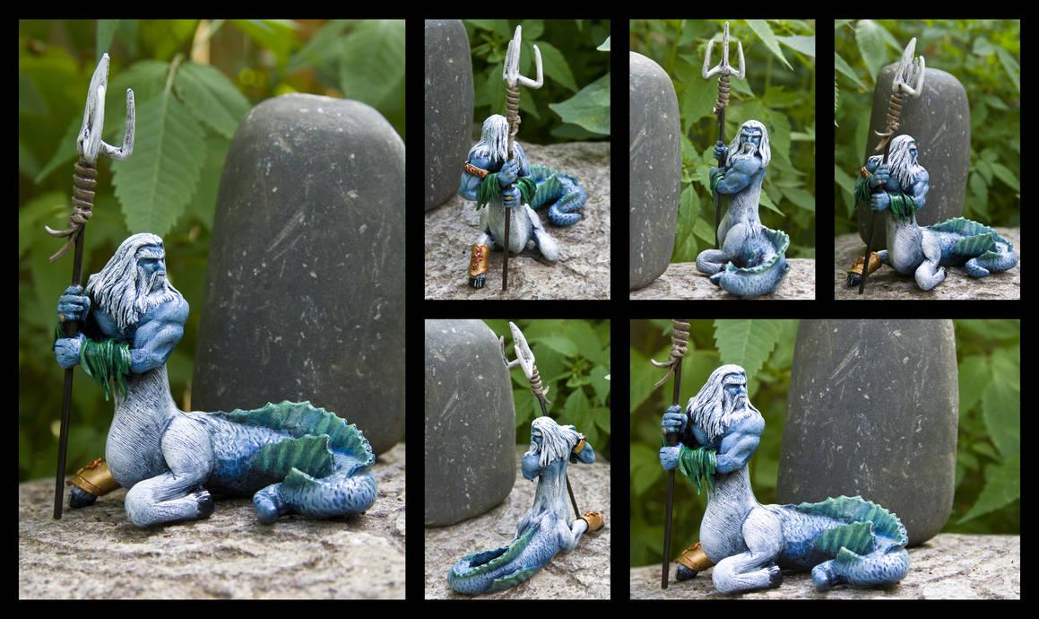 Bythos, Sage of the Sea by EvilInstinct