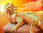 Desert dragon - RECORDED