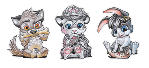 Chibis for Wolfrott
