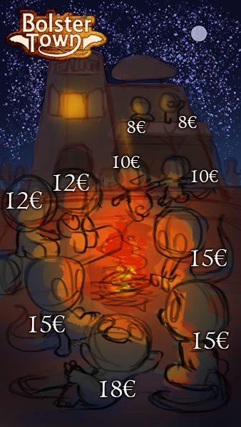LAST YCH illustration #04 - closed by Nordeva