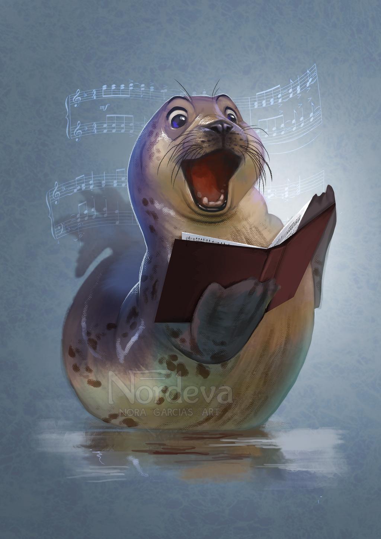 Choir Seal by Nordeva