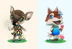 Animal Crossing commissions #02