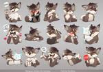 Seckazu Sticker pack