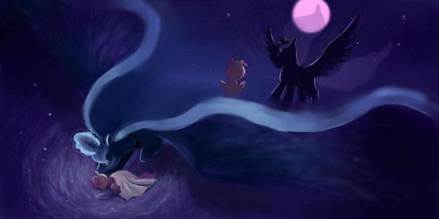 IN YOUR DREAMS by FoxTailPegasus
