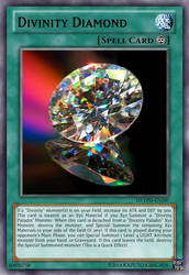 Divinity Diamond by The-Swift-Assaulter