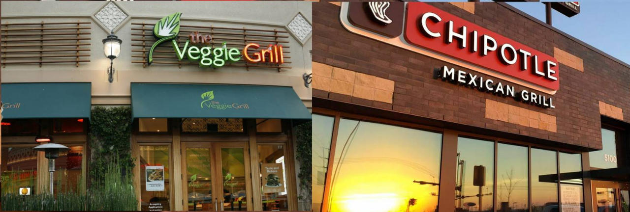 2 Restaurants I Eat For Healthy And Vegan Foods By