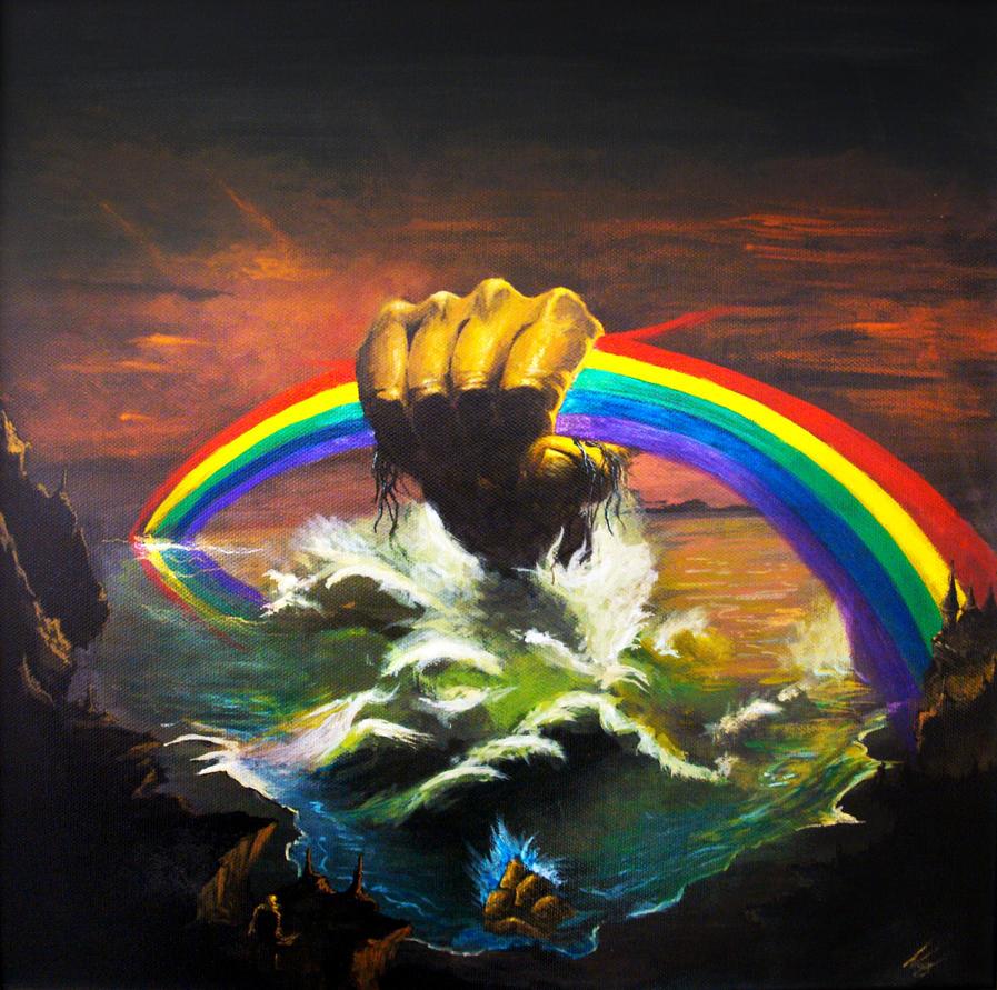UN DESCANSO EN EL CAMINO - Página 2 Rainbow_rising_by_virgil5-d47wr7k