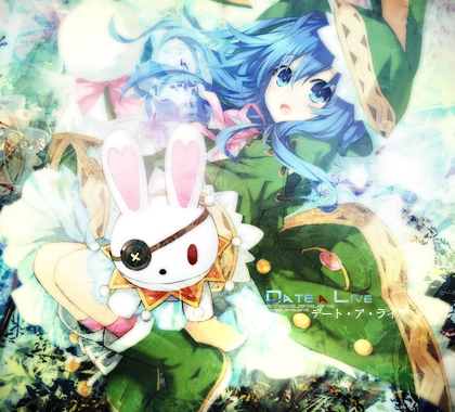 Date a Live by zomeqq