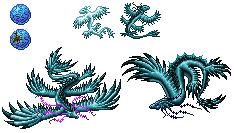 Deep Blue Dragons by Shadowheart626