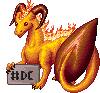 Dragon cave Signature linky for IRC by Shadowheart626