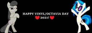 Vinyl/Octavia Day 2021!