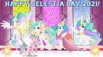 Princess Celestia Day 2021 by TwilightSparkleFan99