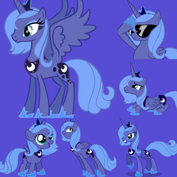 All the S1 Lunas~