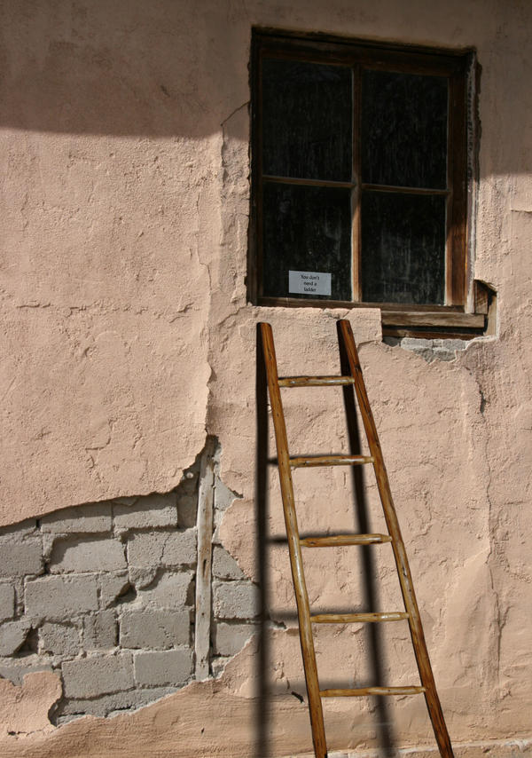 Ladder by WiseWanderer