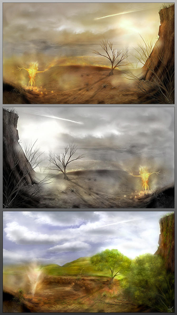 Drought Elemental by weadah