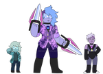 (Gem Fusion) Drusy Quartz