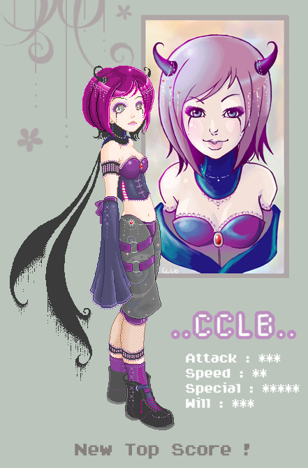 pixel ID project by cclb