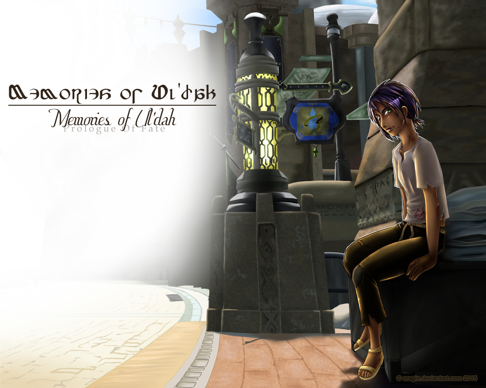 Memories of Ul'dah by oragie
