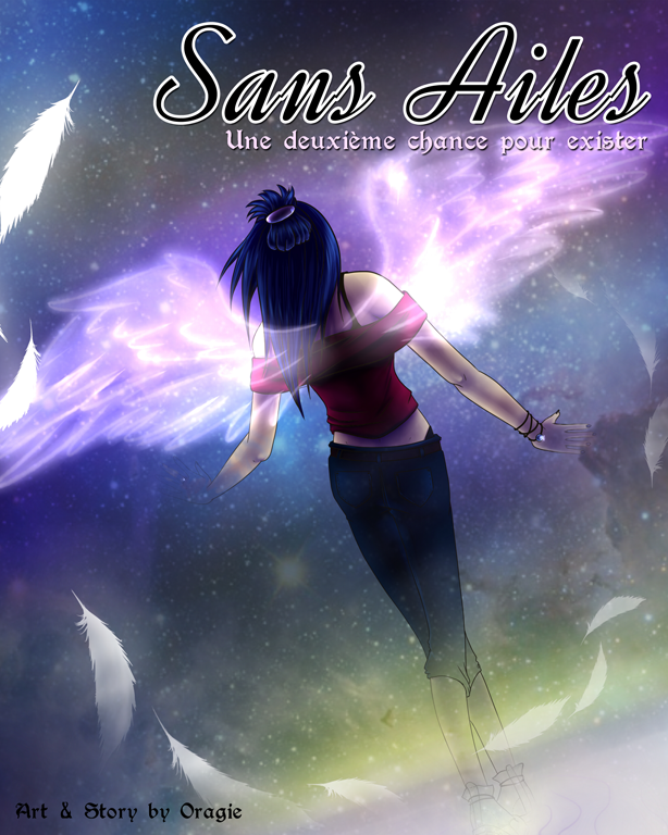Sans Ailes - Cover reboot by oragie