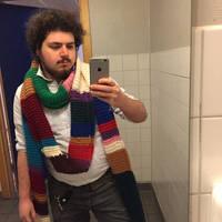 My scarf #1