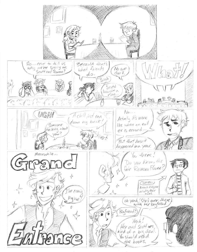 Sp vs The Sequel Part 2 Pg 1 by Fatkittyeatsall