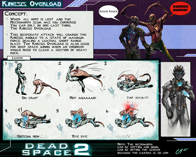 Dead Space 2 CompetitionPART 2 by Vzamm