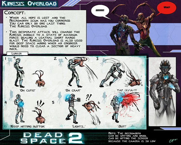 Dead Space 2 CompetitionPART 3 by Vzamm