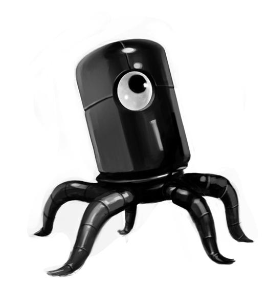 ID - Robot by Vzamm