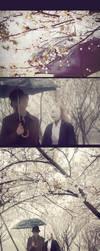 Cherry Rain by atomzi