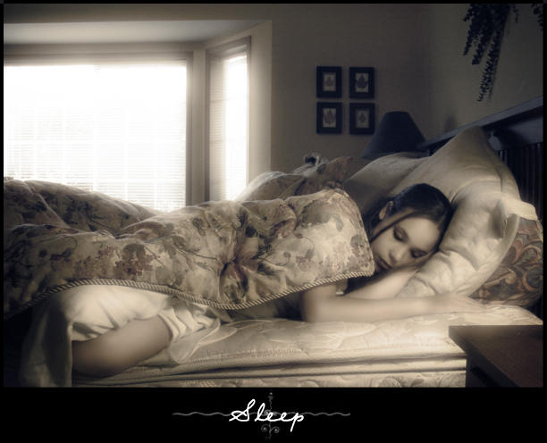 Sleep by Tortured-Raven