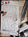 A Broken Hearts Scrapbook