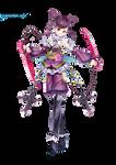 Anime Girl Render 07