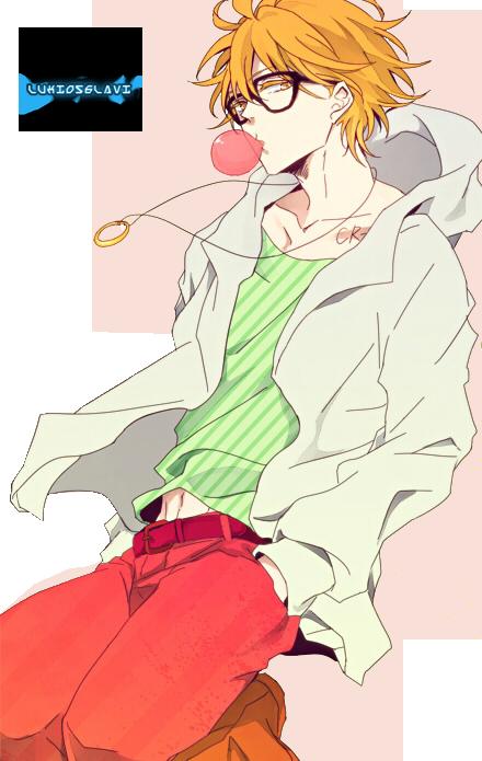 Aubrey Brothers Anime_boy_render_03_by_luxio56lavi-d5j38vt
