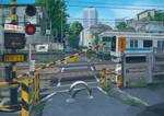 Railroad Crossing 1