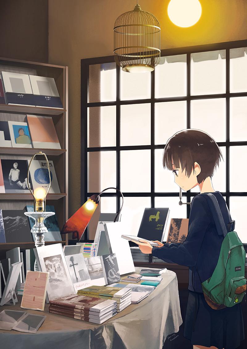 Keibunsha Books by kskb