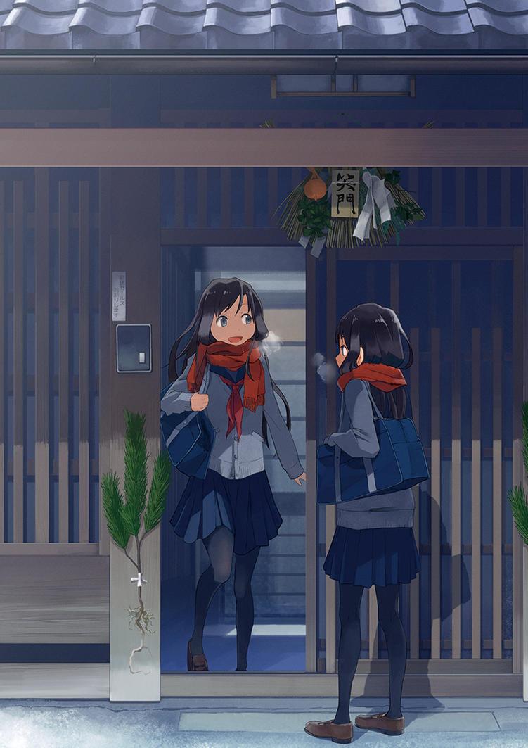 Kyomachiya 1 by kskb