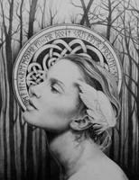 Valkyrie Repose by RubyRyn