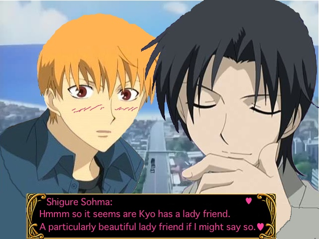 Anime dating sim online