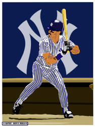 Yankee Legend - Don Mattingly by Chapter37
